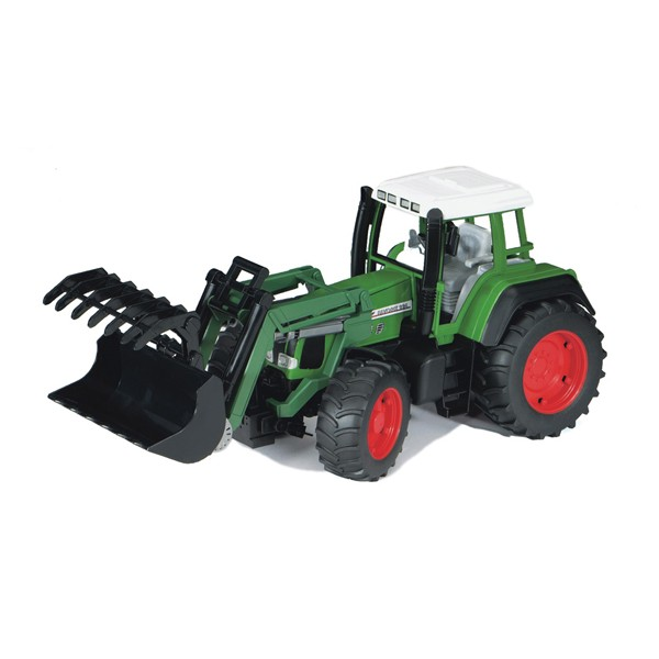 Bruder 02-062 Трактор Fendt Favorit 926 Vario с погрузчиком